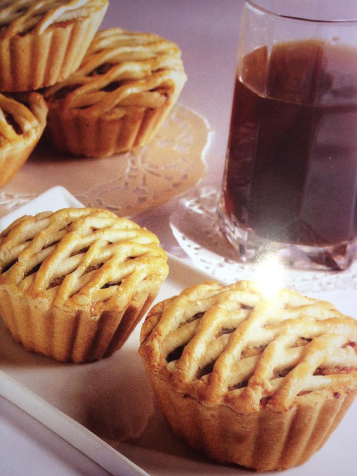 Mauritian Banana Tart Recipe — Dishmaps